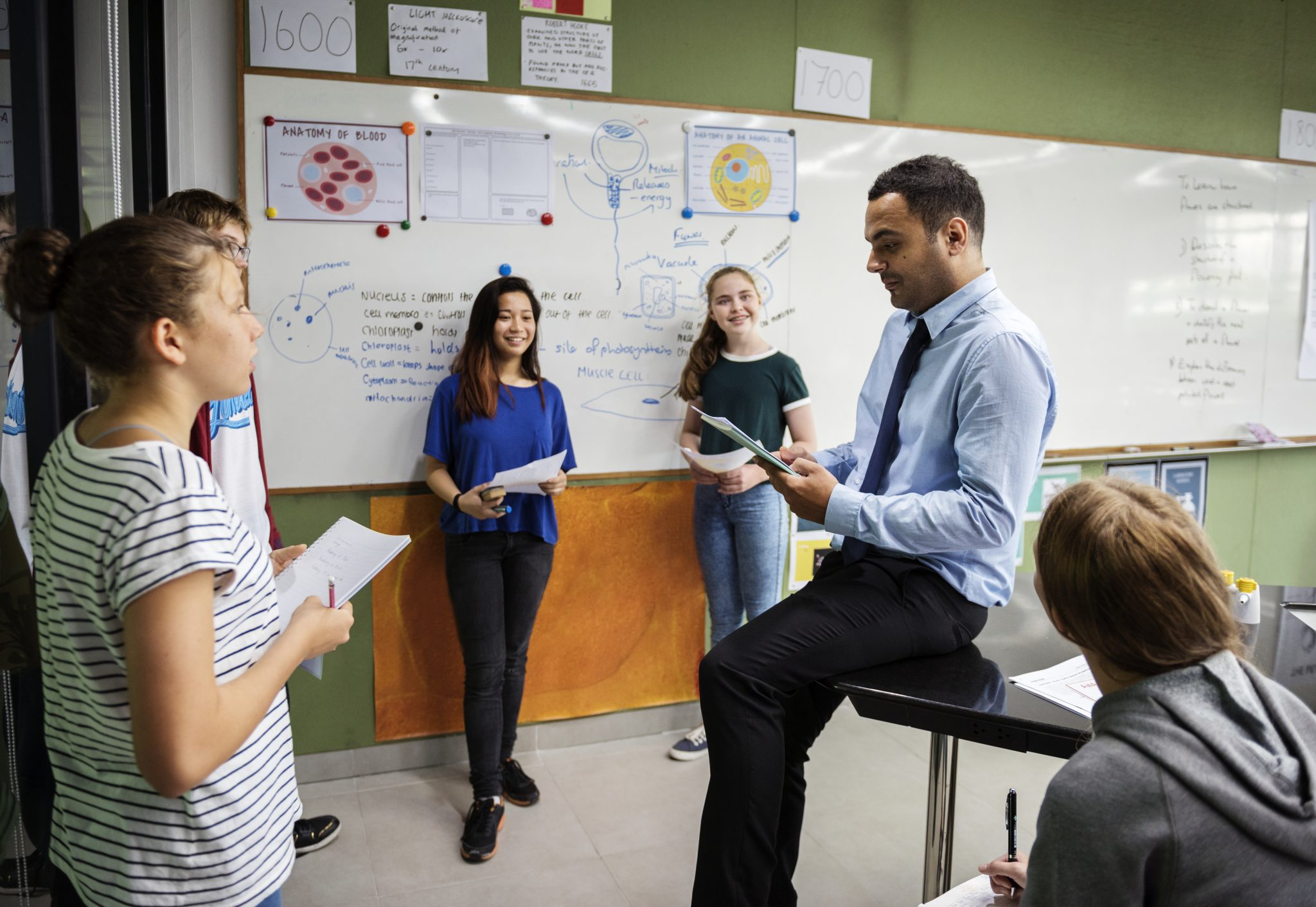 Positive Student-Teacher Relationships: Strategies to Transform a Culture through Critical Relationships