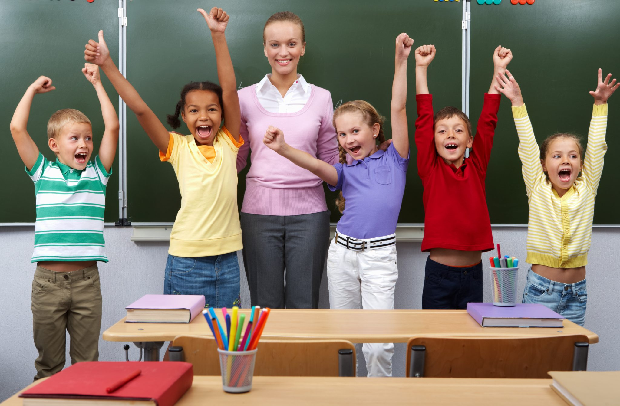 Grateful Fourth-Graders Shaped by Habits of Mind
