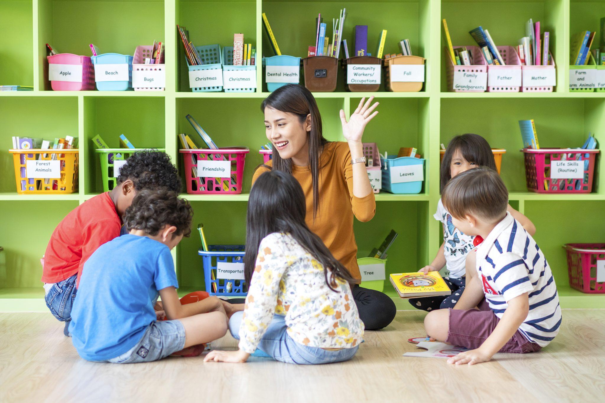 Motivating K-12 Learners — Words Matter